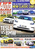 Auto Express Specials Magazine Issue 21/08/2019