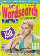 Just Wordsearch Bumper Magazine Issue NO 11