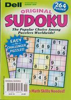 Original Sudoku Magazine Issue AUG 19