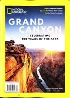 National Geographic Coll Magazine Issue GRND CANYN