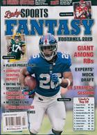 Lindys Fantasy Football  Magazine Issue FBALL 2019