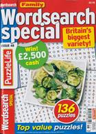 Family Wordsearch Special Magazine Issue NO 48
