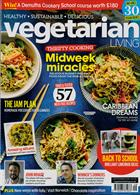 Vegetarian Living Magazine Issue SEP 19
