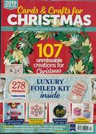 Inspired To Create Magazine Issue C&CXMAS 52