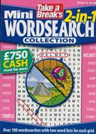 Tab Mini 2 In 1 Wordsearch Magazine Issue NO 16