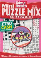 Tab Mini Puzzle Mix Coll Magazine Issue NO 106