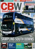 Coach And Bus Week Magazine Issue NO 1407
