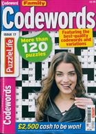 Family Codewords Magazine Issue NO 17