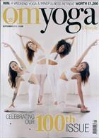 Om Yoga Lifestyle Magazine Issue SEP 19