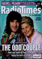 Radio Times South Magazine Issue 24/08/2019