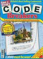 Take A Break Codebreakers Magazine Issue NO 9