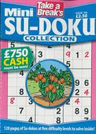 Tab Mini Sudoku Collection Magazine Issue NO 106