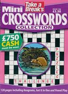 Tab Mini Crossword Coll Magazine Issue NO 106