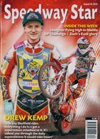 Speedway Star Magazine Issue 24/08/2019