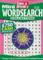 Tab Mini Wordsearch Coll Magazine Issue NO 106