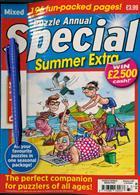 Puzzle Annual Special Magazine Issue N33 SUM X