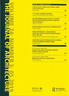 Journal Of Architecture Magazine Issue 28