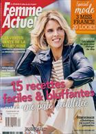 Femme Actuelle Magazine Issue NO 1823