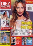 Diez Minutos Magazine Issue NO 3549