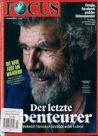 Focus (German) Magazine Issue NO 37