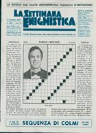 La Settimana Enigmistica Magazine Issue NO 4564