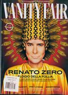 Vanity Fair Italian Magazine Issue NO 19037