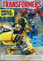 Transformers Rid Magazine Issue NO 47