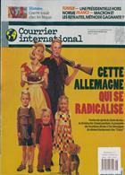 Courrier International Magazine Issue NO 1506