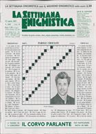 La Settimana Enigmistica Magazine Issue NO 4562