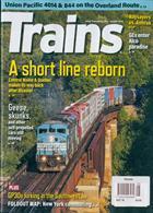 Trains Magazine Issue EXT 19