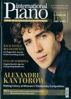 International Piano Magazine Issue SEP 19