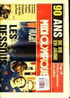 Midi Olympique Magazine Issue NO 5510