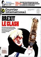 Courrier International Magazine Issue NO 1505