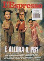 L Espresso Magazine Issue NO 37