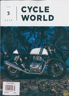 Cycle World (Usa) Magazine Issue VOL58/3