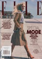 Elle French Weekly Magazine Issue NO 3845