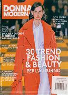 Donna Moderna Magazine Issue NO 35