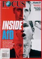 Focus (German) Magazine Issue NO 35