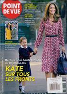 Point De Vue Magazine Issue NO 3712