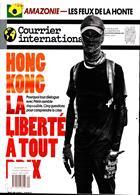 Courrier International Magazine Issue NO 1504