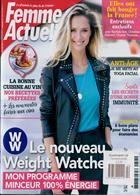 Femme Actuelle Magazine Issue NO 1825