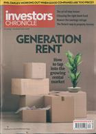 Investors Chronicle Magazine Issue 23/08/2019