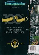 American Cinematographer Magazine Issue AUG 19