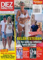 Diez Minutos Magazine Issue NO 3550