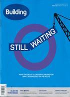 Building Magazine Issue 23/08/2019