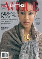 Vogue Knitting Magazine Issue ELY FALL19