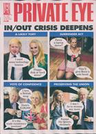 Private Eye  Magazine Issue NO 1506