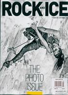 Rock And Ice Magazine Issue SEP 19