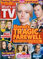 Whats On Tv England Magazine Issue 05/10/2019