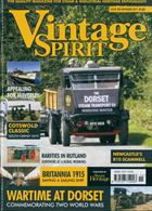 Vintage Spirit Magazine Issue NOV 19
